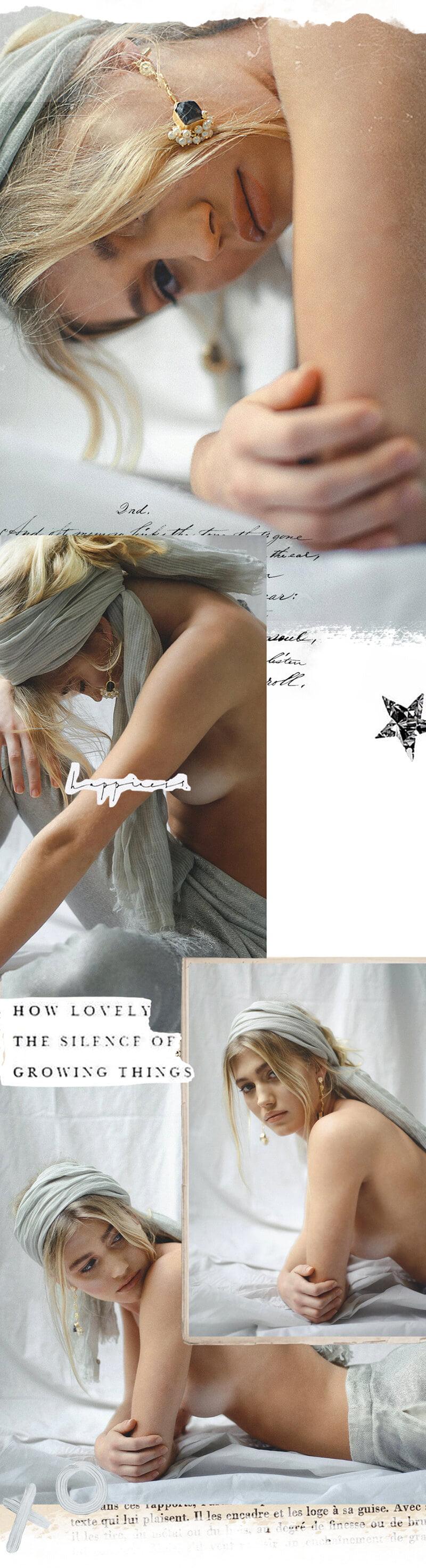 Interview Calexico Fashion Photographer Australia | Fashion Photographer Brisbane | High Fashion Photoshoot | Merci for Calexico Boutique | Model: Greta Hampson | Featured Designers: Transit, BA&SH, Alexis, Faliero Sarti, Arabella Rocha Jewellery
