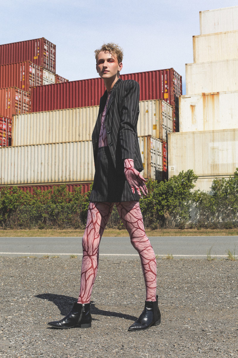 Chrysalis feat. Brayden | Fashion: Caitlin Bell @__caitlinbell__ , Thomas Cope @tommycope_ , Bella Allen @__bibel__ and Chamya Dissanyake @chamya_d | Photography: Evelina Fietisova @evelinaphotographer