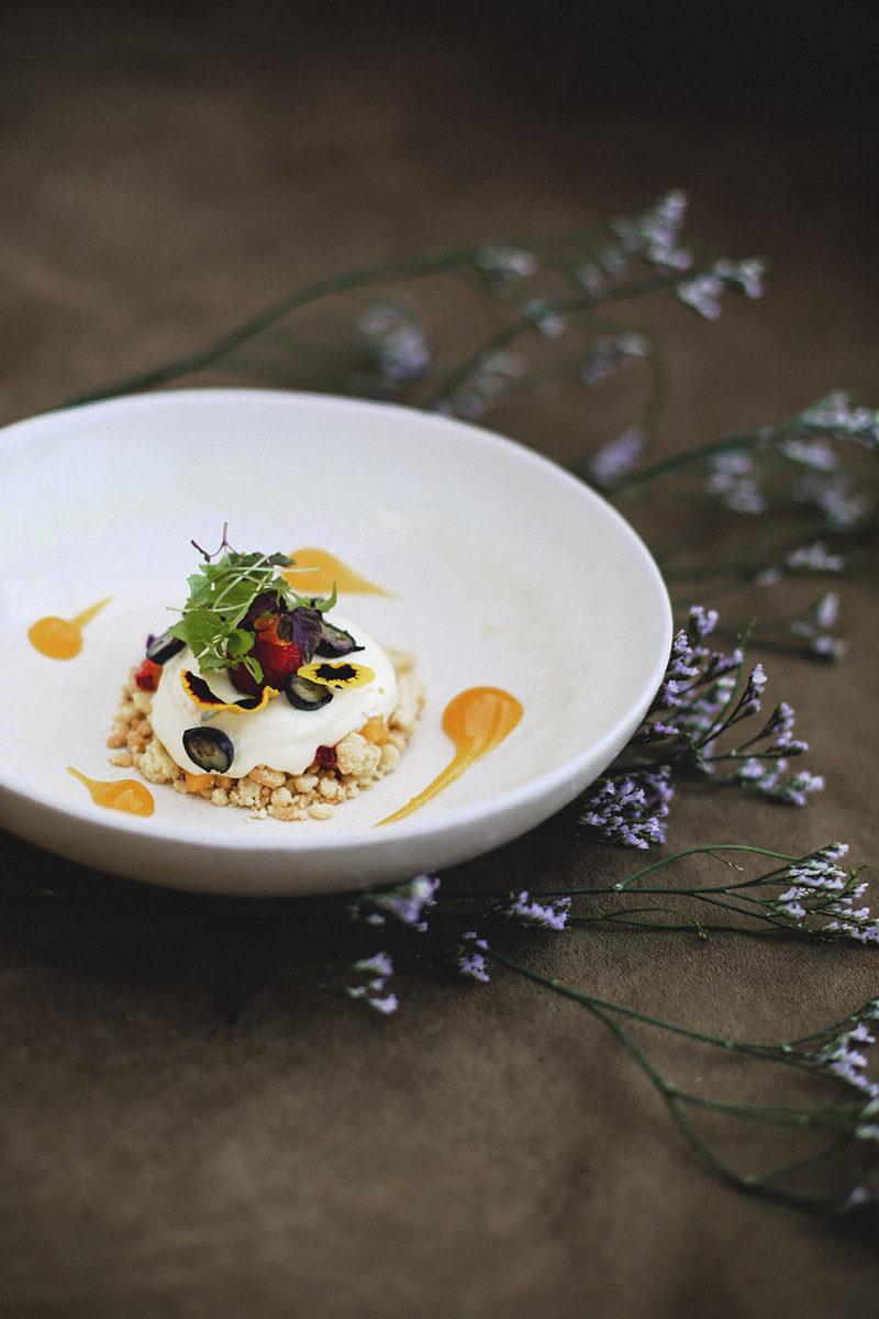 Vine Restaurant Bar Menu 2020 by Enzo Michelin Star Chef by Evelina Photography - Brisbane Food Photographer - Brisbane Food Photography by Evelina Fietisova