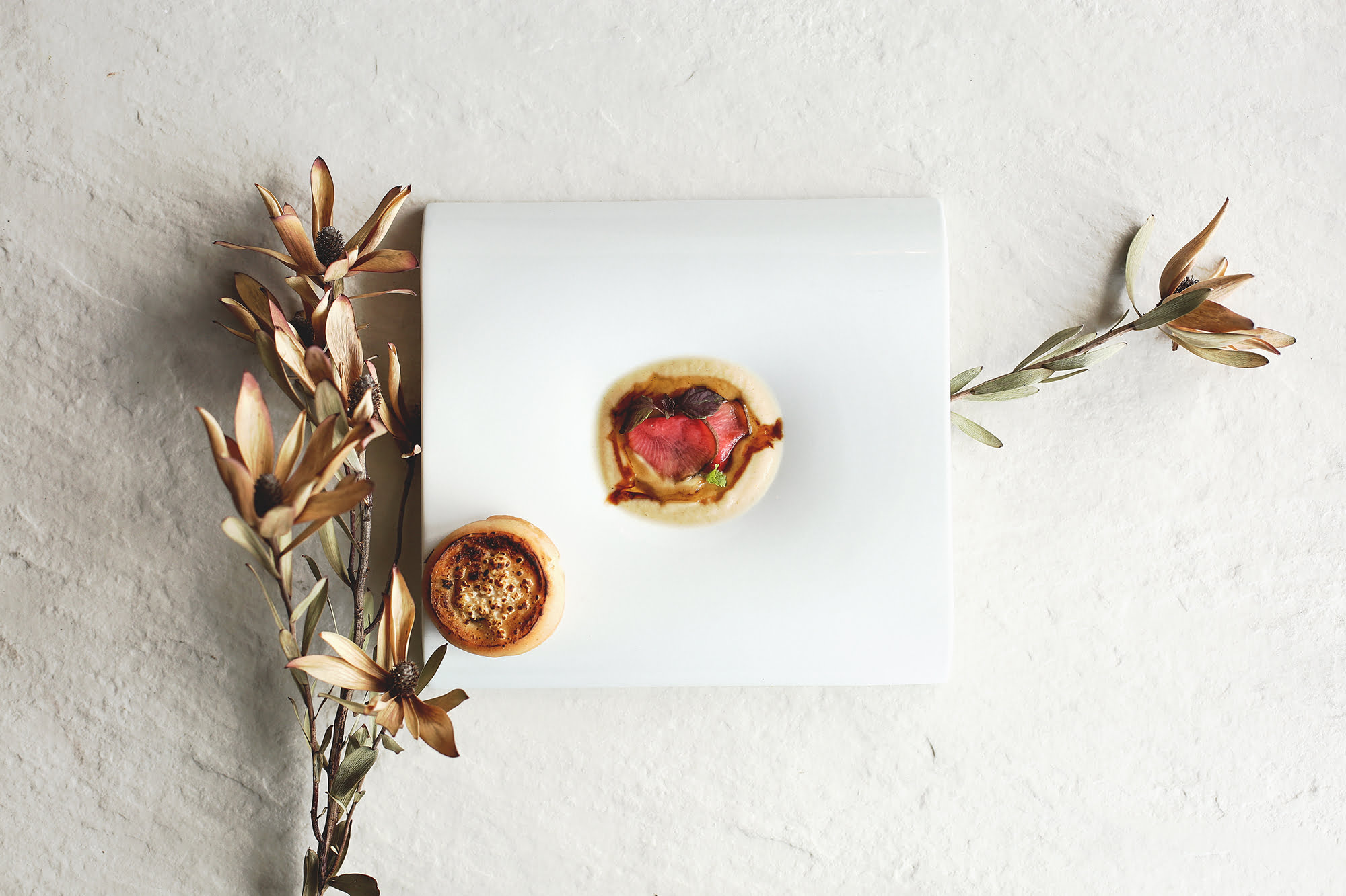 Amazing Food Photography Deer Duck Bistro Menu 2020 by Evelina Photography - Brisbane Food Photographer - Brisbane Food Photography by Evelina Fietisova