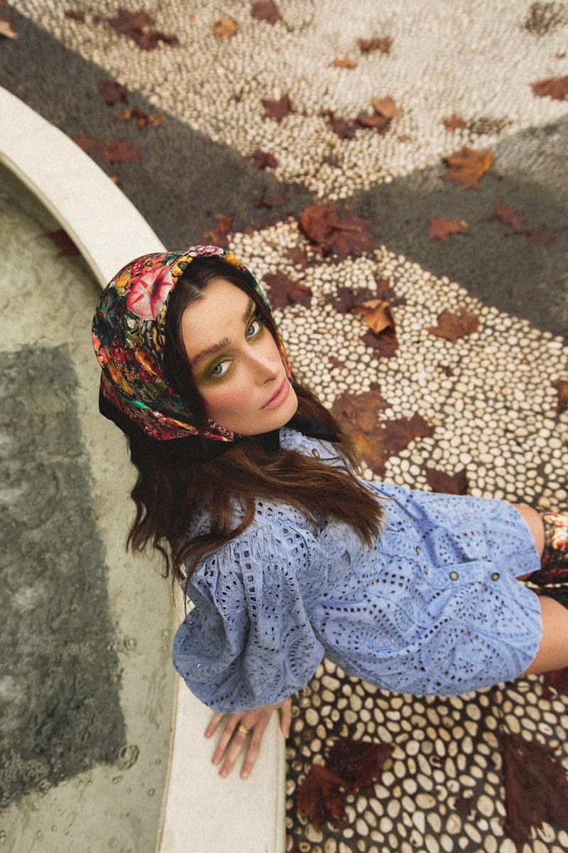 Find me in Italy by Evelina Fietisova for Toksick Magazine Photographer: Evelina Fietisova @evelinaphotographer | Makeup Artist: Reanin Glah @reanin.glah | Wardrobe Stylist: Sinclair @planetsinclair | Model: Bec Craven @bec.craven
